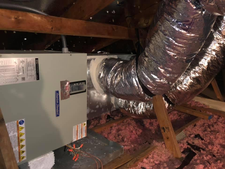 AC installation in Houston Texas