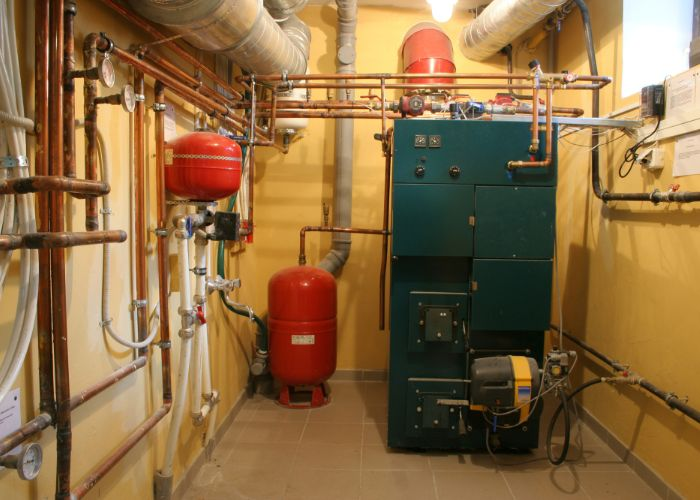heating & furnace services in Houston